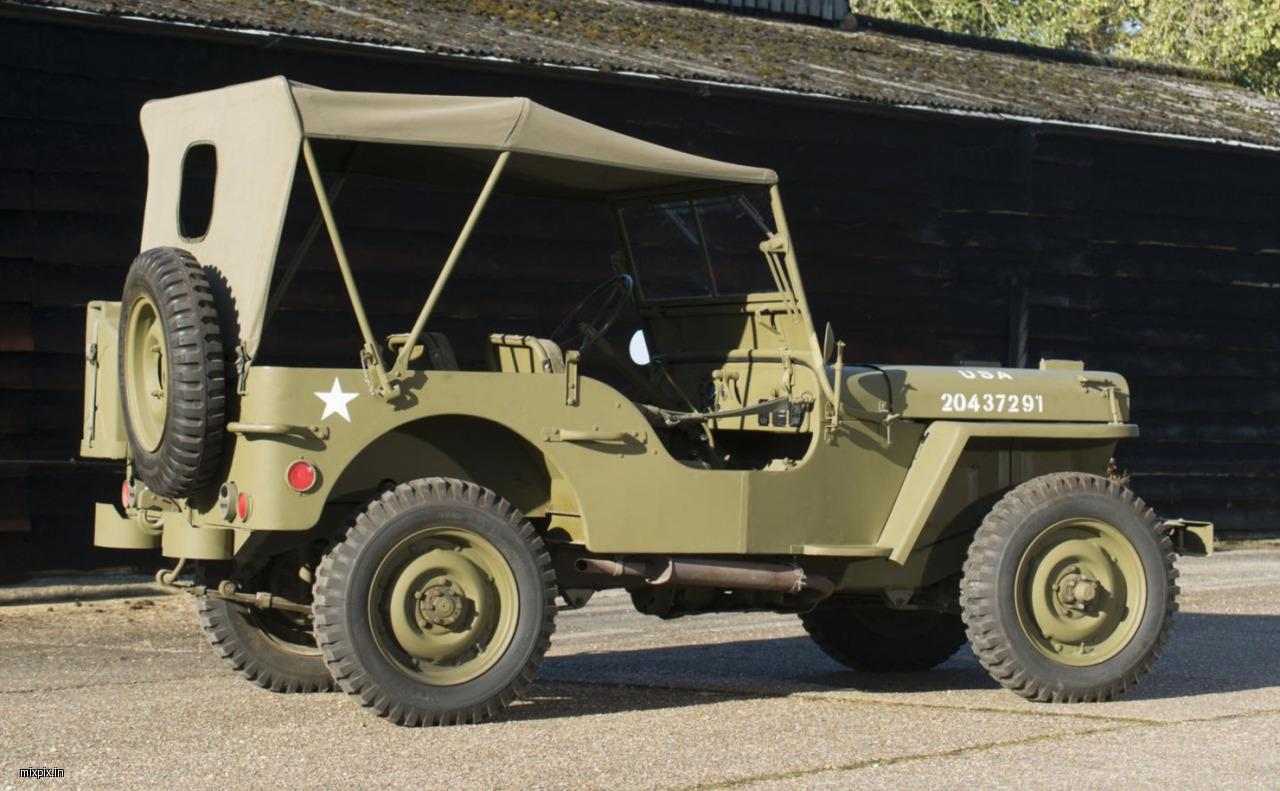 Willys Jeep(1944)